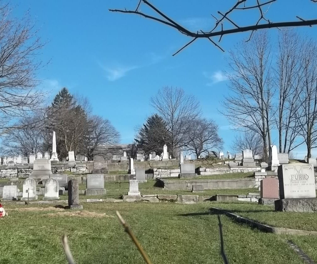Green Hill Cemetery Yard
