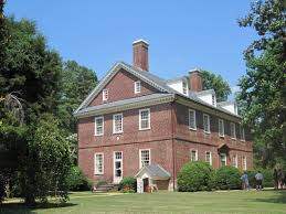 The Berkeley Plantation as it looks today