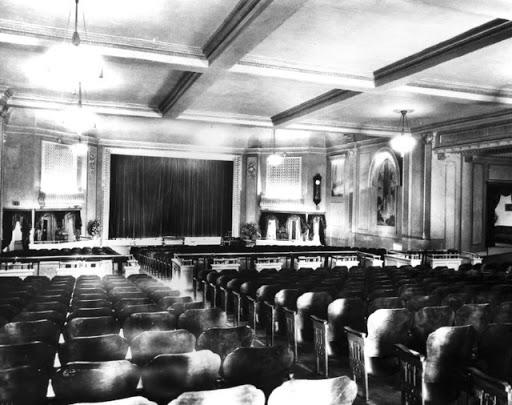 The Princess Theater Auditorium