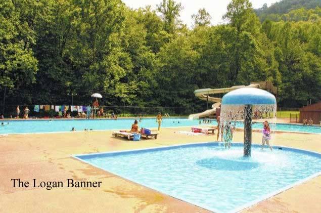 Chief Logan State Park Pool