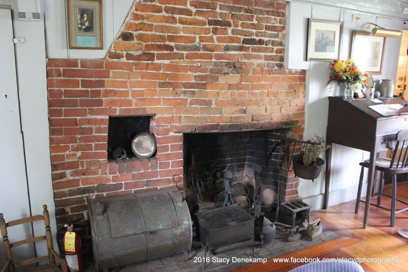 Interior of the James Blake House, posted to their Facebook page courtesy of Stacy Denekamp