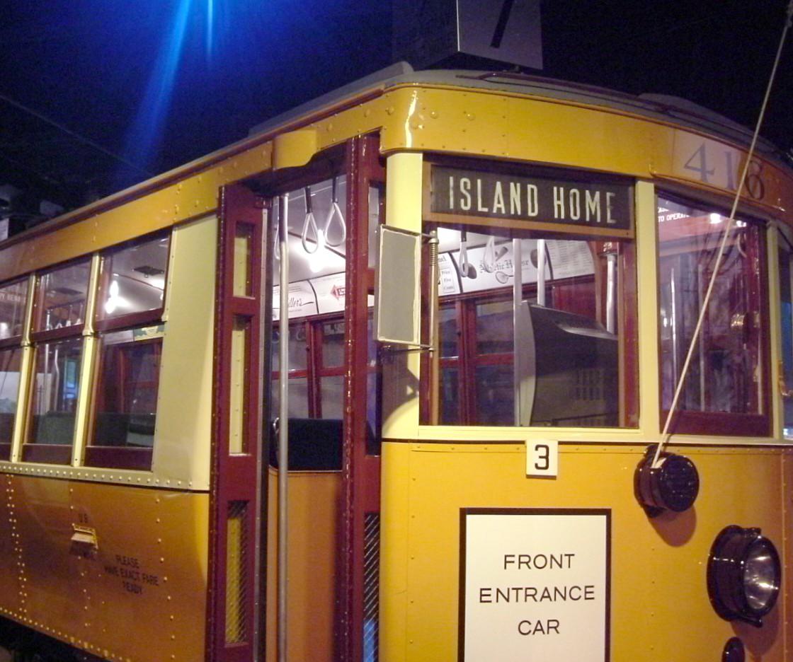 The Streetcar Exhibit
