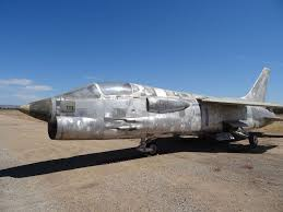 One of many static displays at Estrella Warbird Museum
