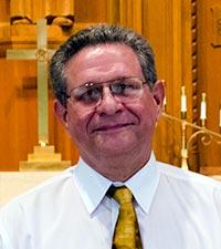 Rev. Steve Ensley 2014-Present