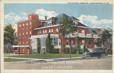 Guthrie Hospital, circa 1930s