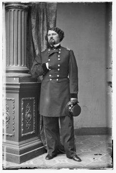 Brigadier General Samuel Sturgis