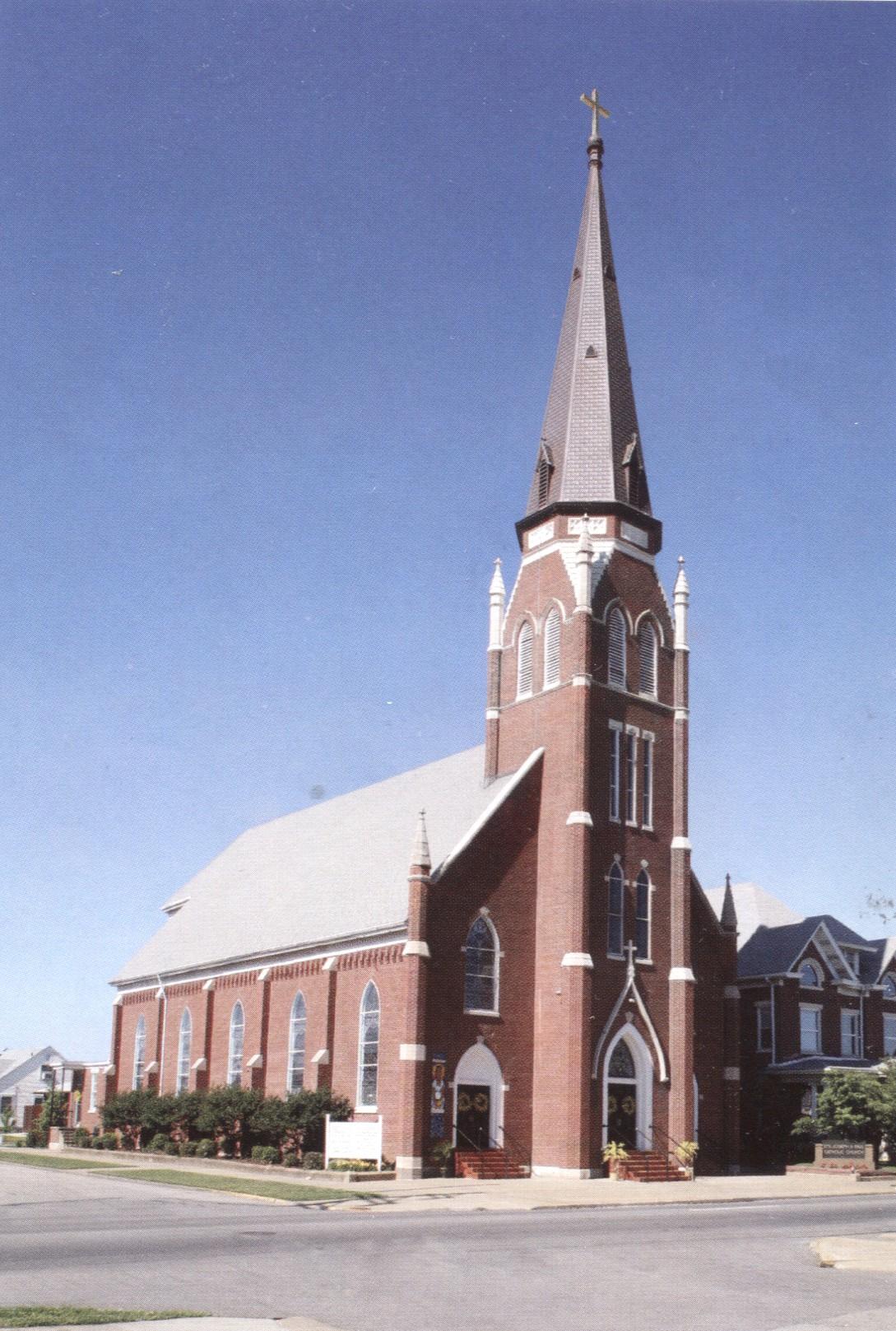 Sts. Joseph & Paul Church, formerly St. Paul Church, 2012