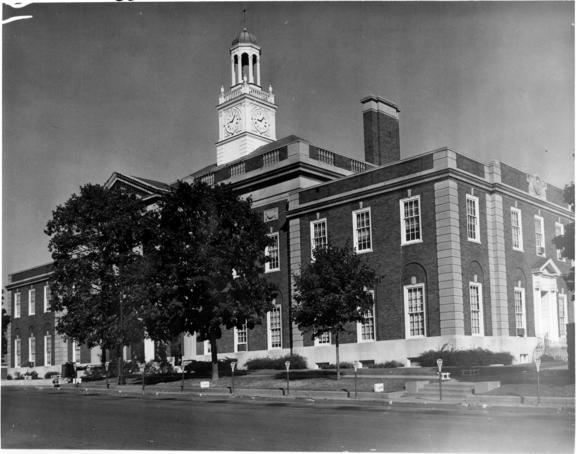 Jackson County Courthouse 1960