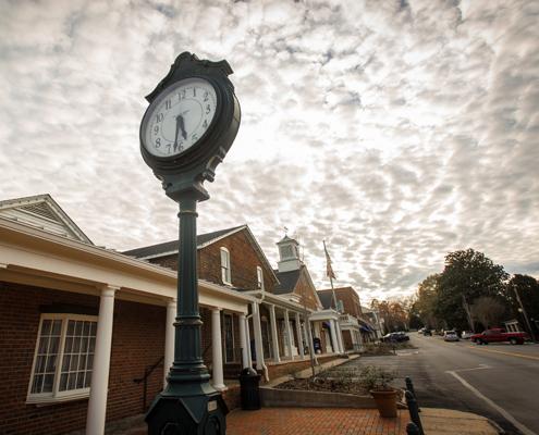 McAdenville Town
