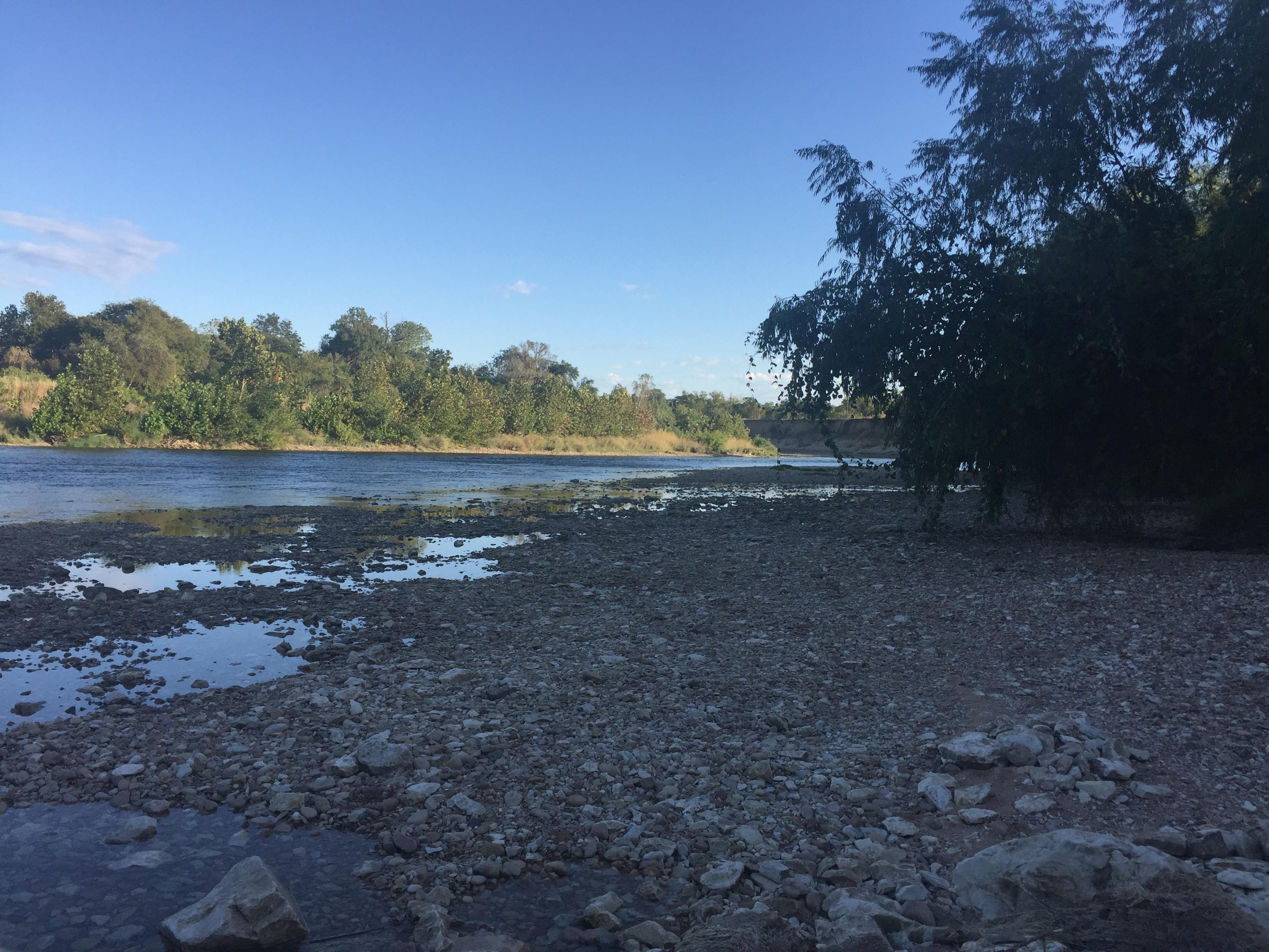 The Colorado River Access Point