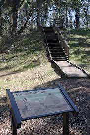 The park is one of the most important archaeological sites in Florida. It was once the ceremonial center of the Fort Walton people, who lived here between 1,000-1,500 AD.