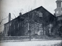 Reynolds Hall from the Shepherds University Historic Walking Tour