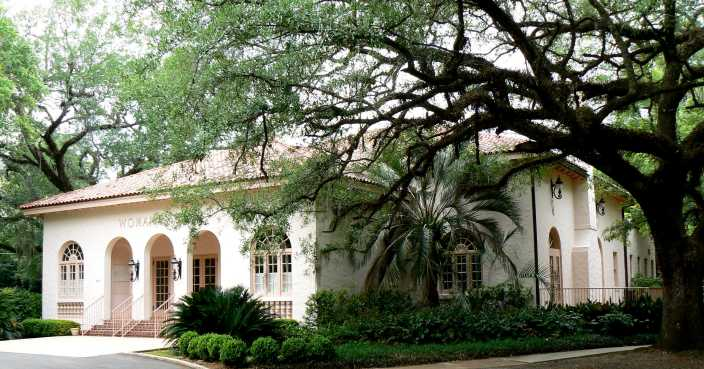 The Woman's Club of Tallahassee was established in 1903.