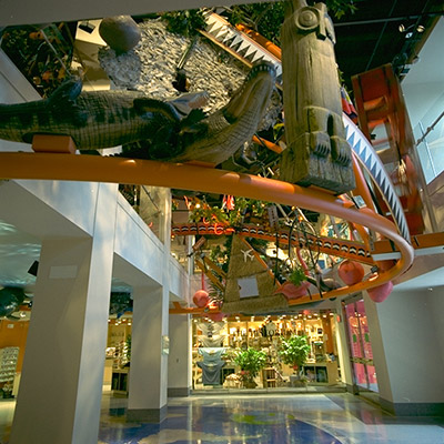 The History Center offers three fun-packed floors of smart, surprising, and fun activities for the whole family to enjoy.