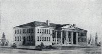 Knutti Hall ca. 1900