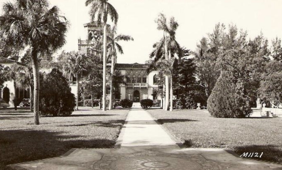 Ca' d'Zan 1926