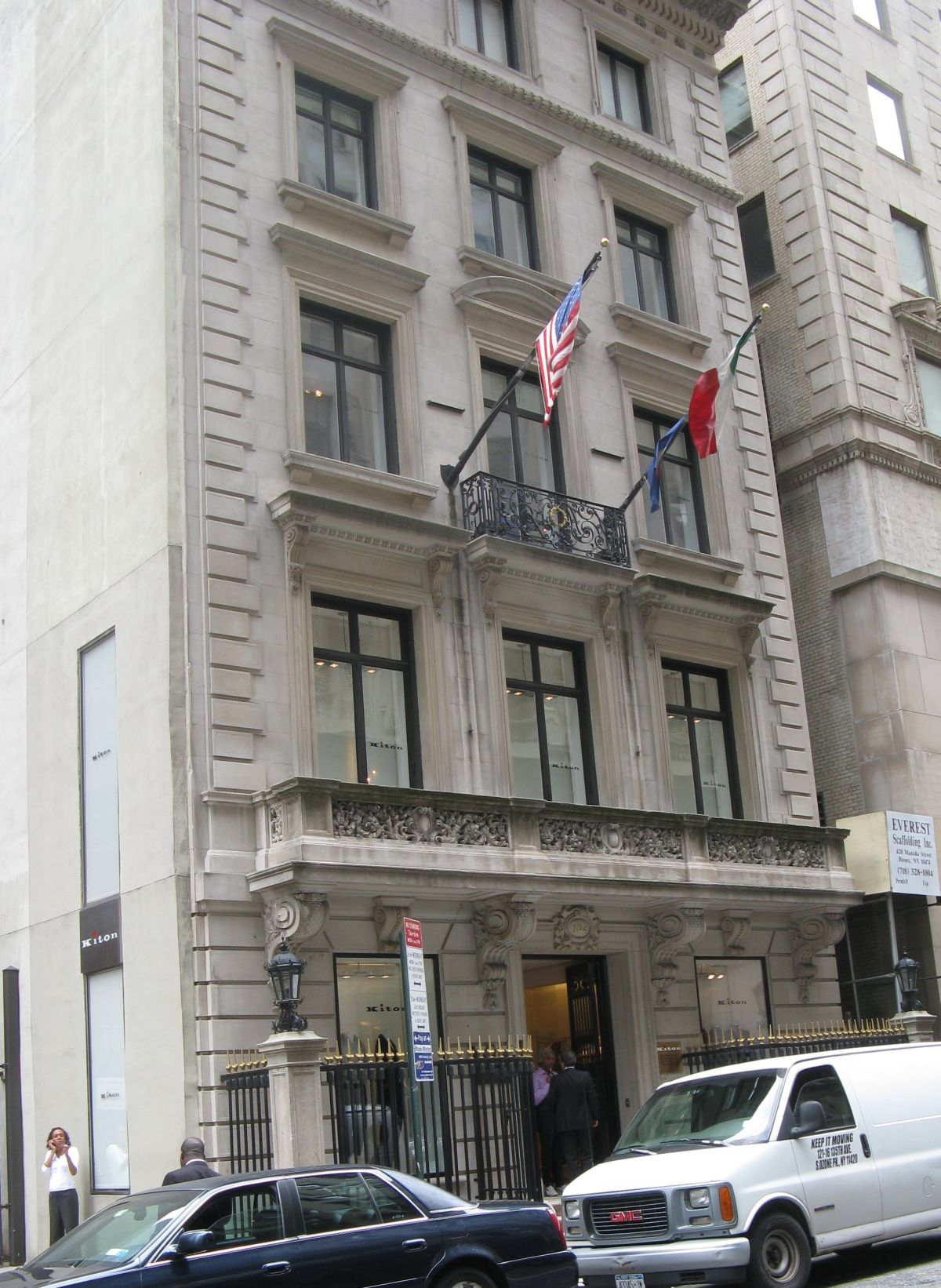 William H. Moore House in Manhattan