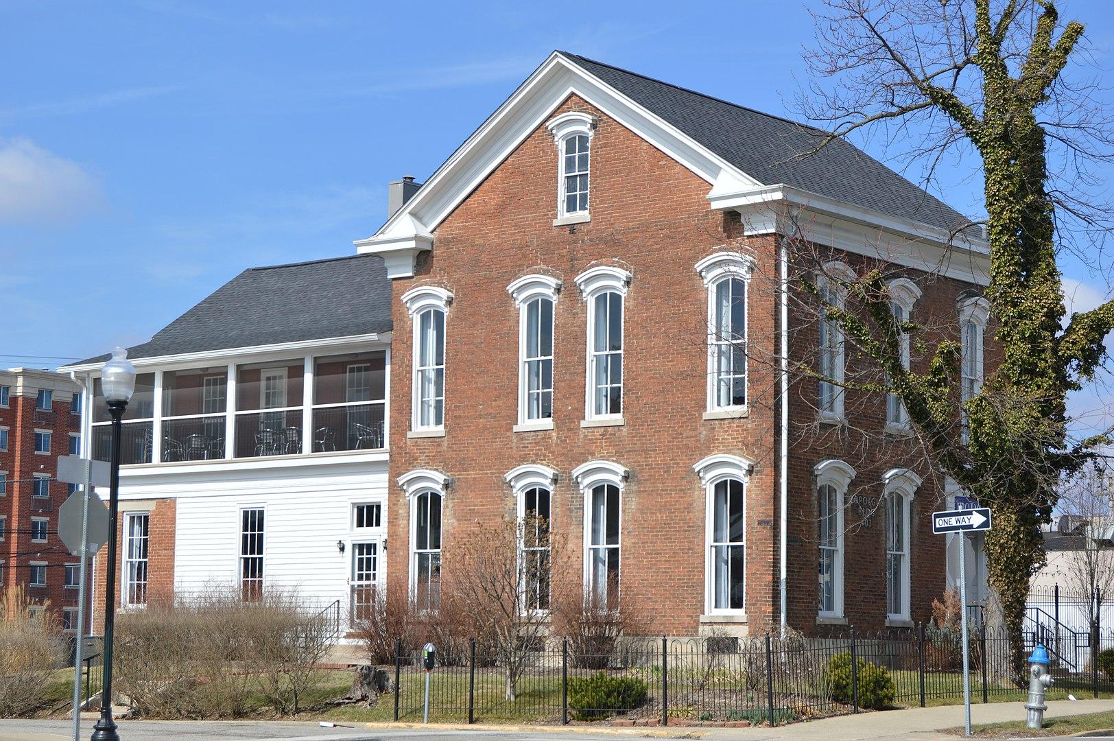 Millen-Chase-McCalla House (AKA The Topolgus Building)