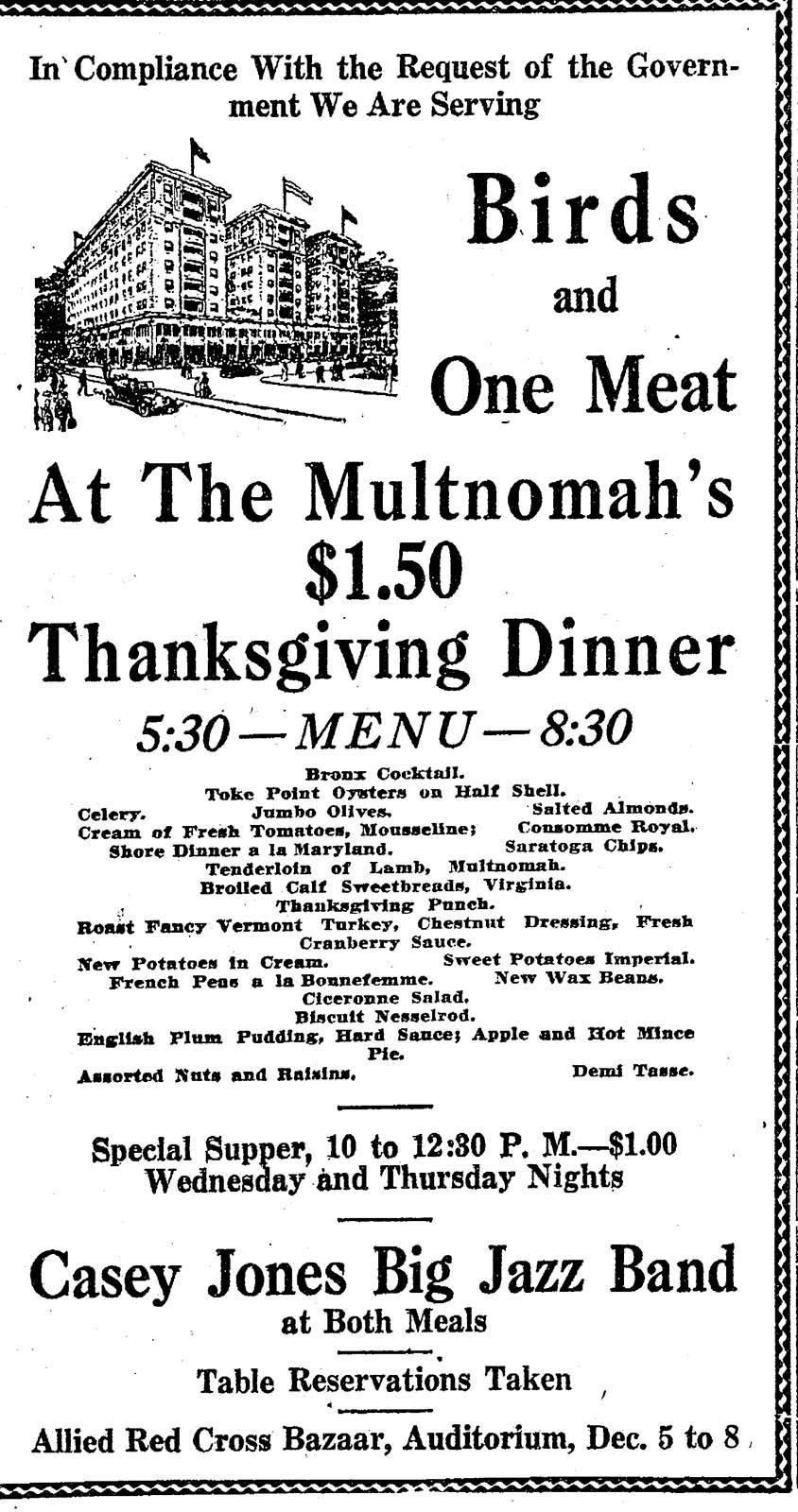 https://vintageportland.wordpress.com/2012/11/22/multnomah-hotel-thanksgiving-1917/