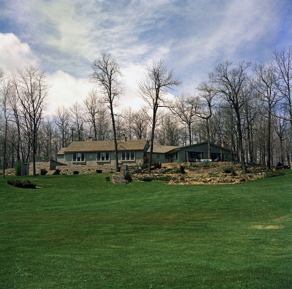 Aspen Lodge, Presidential House at Camp David