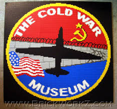 Official Logo for the Cold War Museum (Color Version)