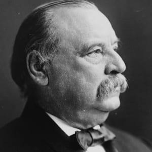 Grover Cleveland (1837-1908)