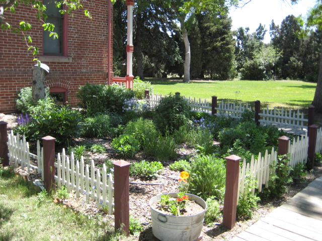 Four Mile Herb Garden