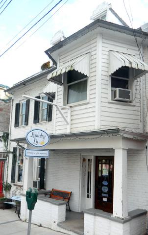 Alexander Lindsay's Tavern today