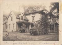 The Grinnell House was located at 4th and Park at the time the minister used his home to assist fugitives to freedom via the Underground Railroad.