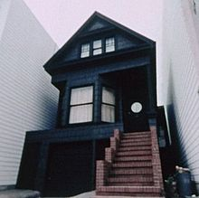 The Black House as it appeared in LaVey's lifetime