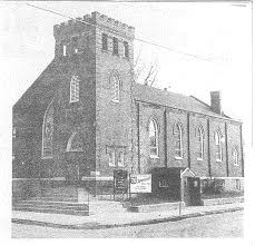 Bethany Baptist at the first location