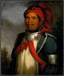 Tenskwatawa, Shawnee prophet and co-founder of Prophetstown.