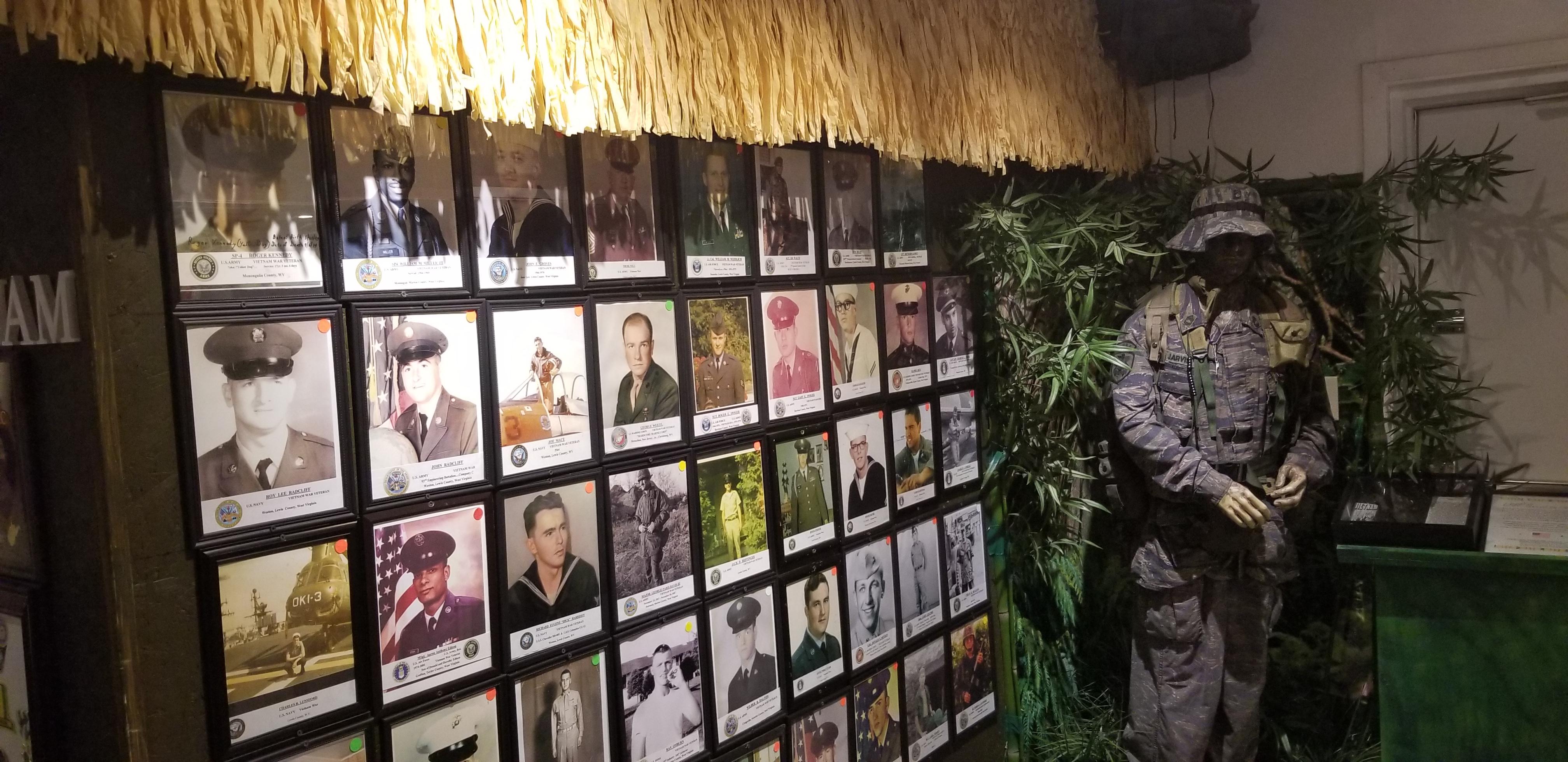 Photos of Vietnam War Veterans