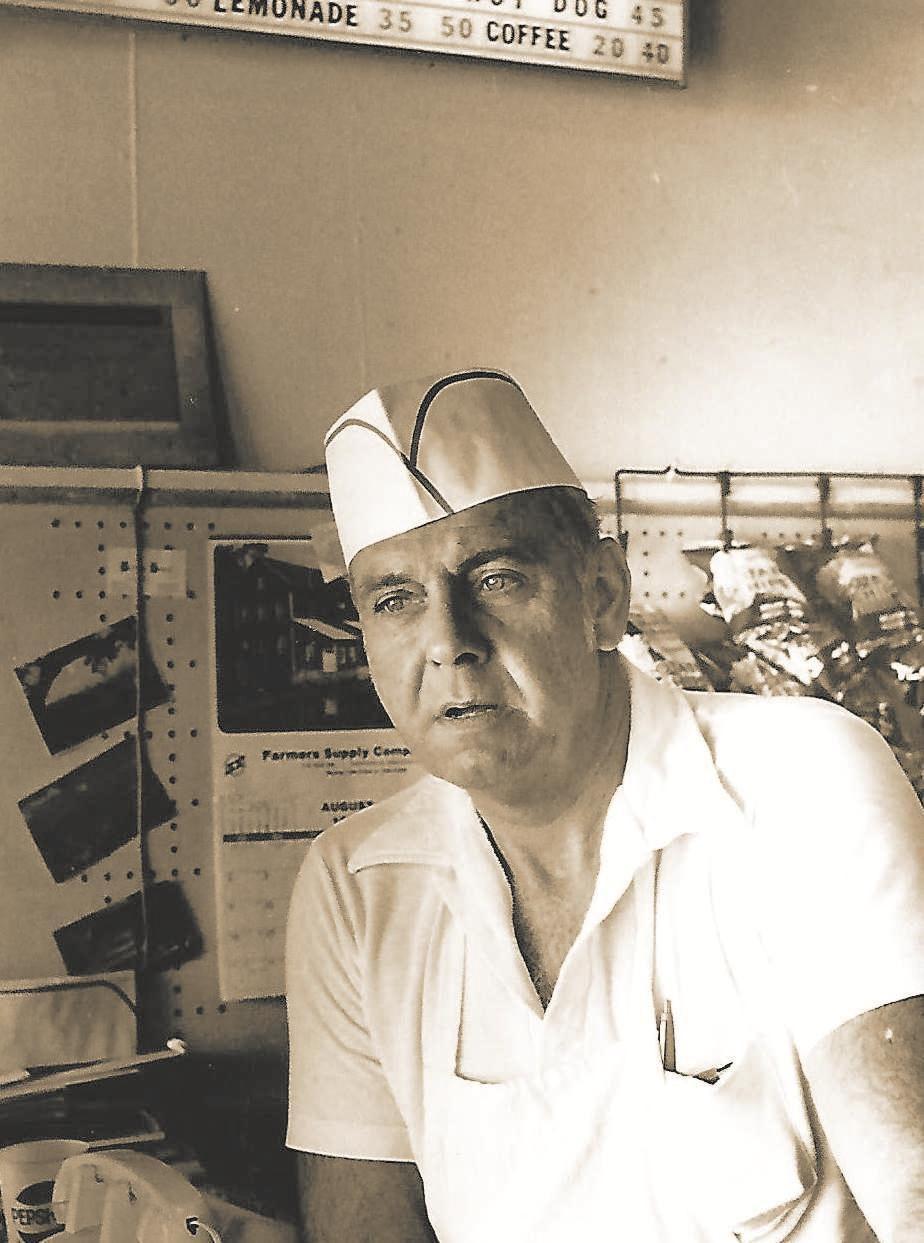 Chef Frank Volk