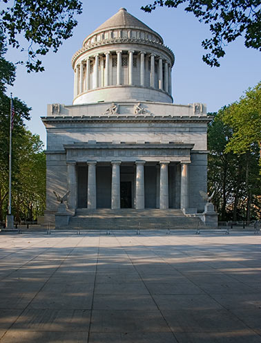 General Grant National Memorial. Also known as Grant's Tomb.