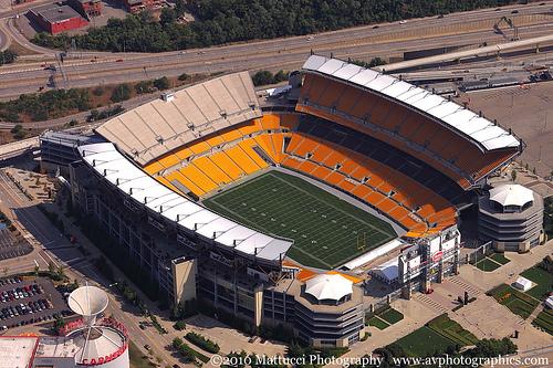 Overview of Heinz Field