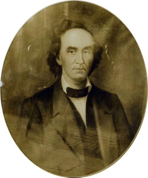 Missouri's Pro-secessionist governor from Fayette clique.