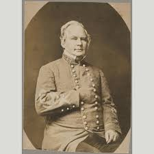 Former Governor of Missouri and Missouri State Guard (Confederate) commander Maj. Gen. Sterling Price