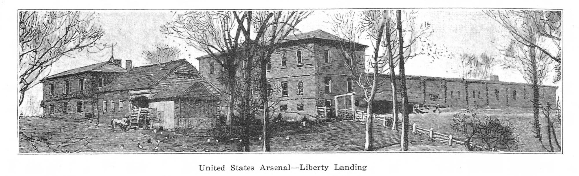 Liberty Arsenal in St. Louis