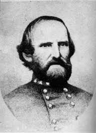Brig. Gen. Ben McCulloch, commander Confederate Regular forces at Wilson's Creek.