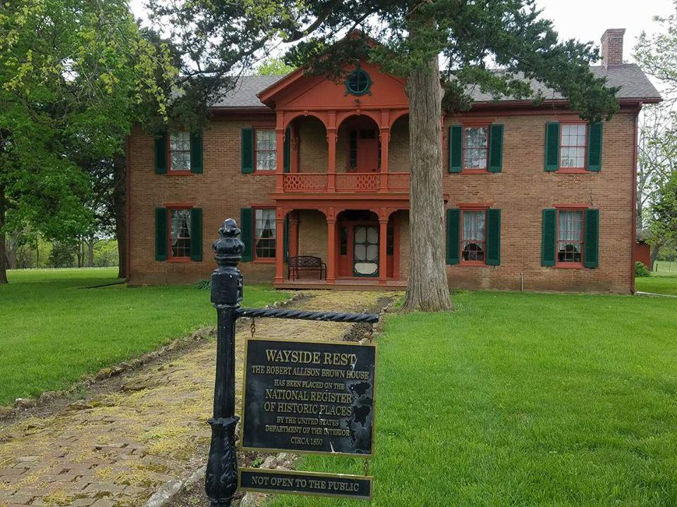 Robert A Brown House