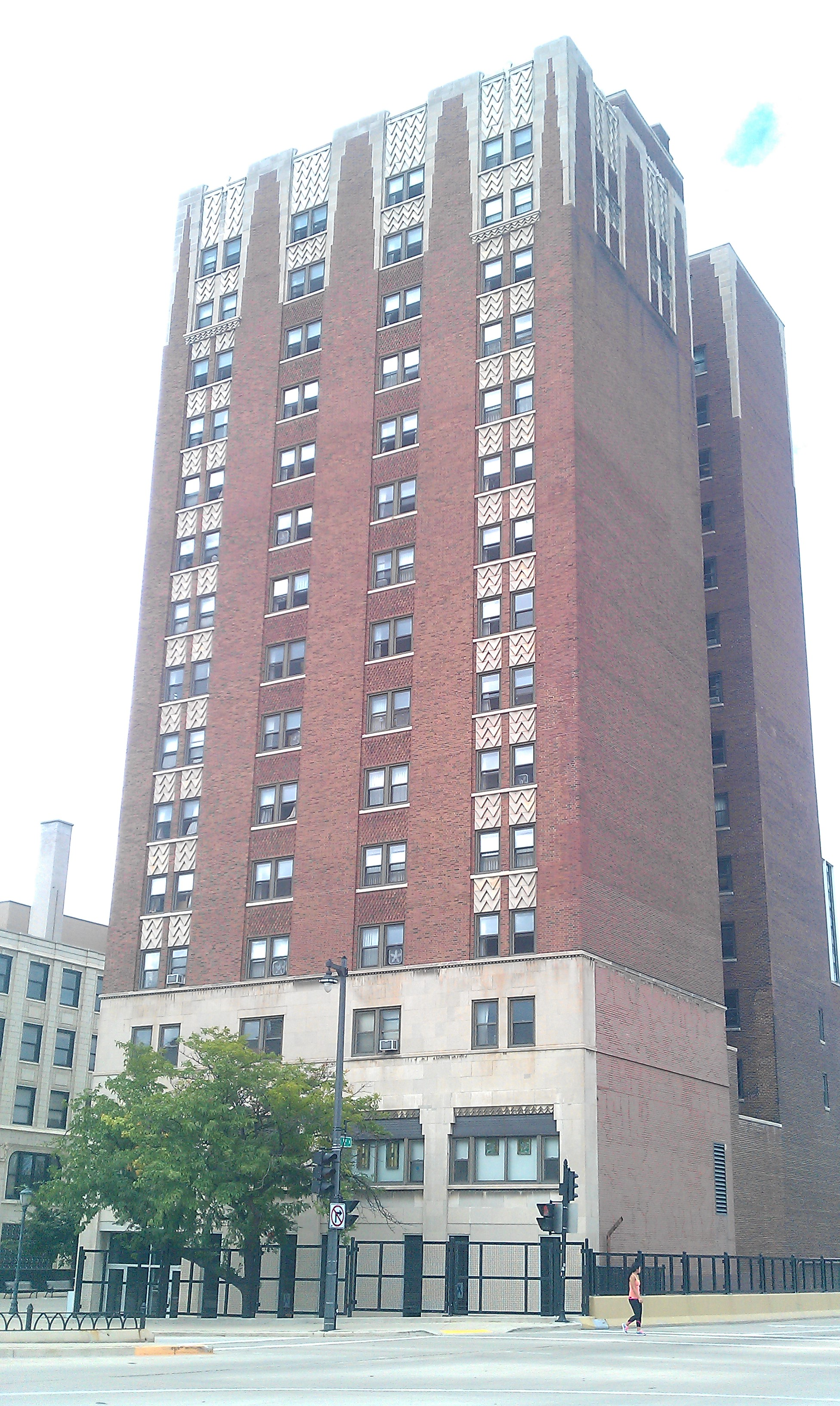 Carpenter Tower today (Photo courtesy of Wikimedia.org)