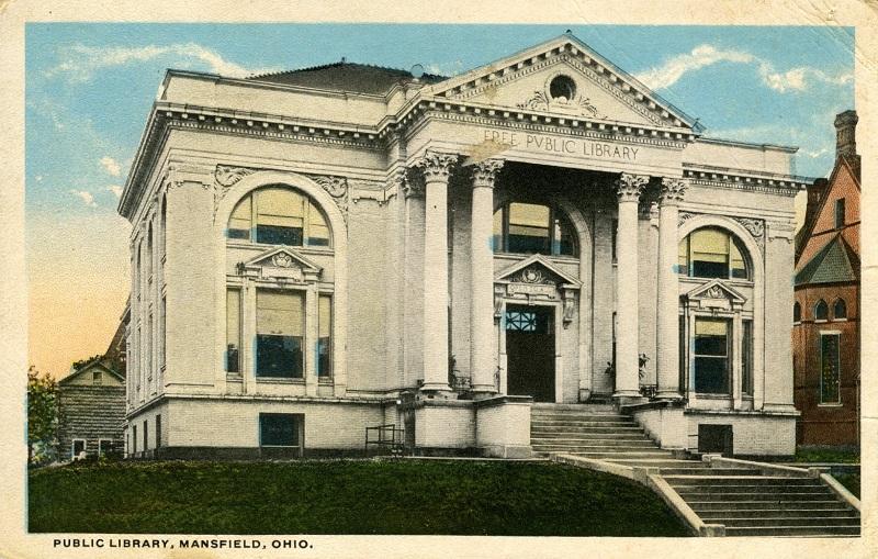 Public Library, Mansfield, Ohio