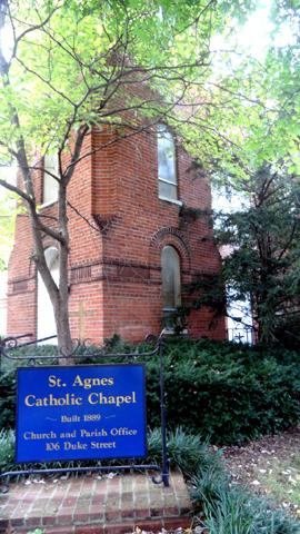 St. Agnes Chapel