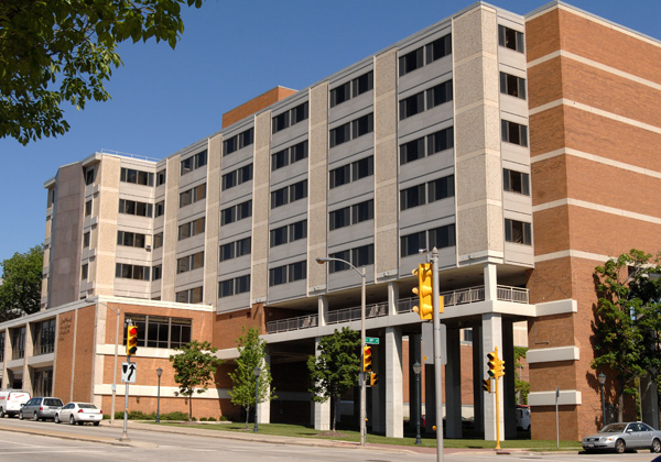 Mashuda Hall (Photo courtesy of Marquette University)