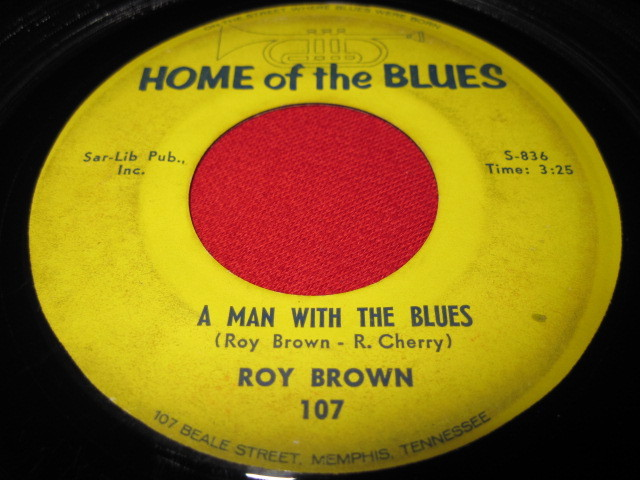 A record from the Home of the Blues
