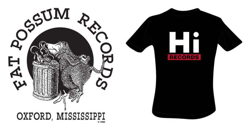 The Fat Possum logo that absorbed Hi Records