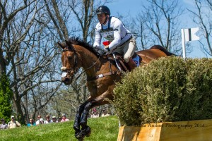 Cross-country phase of Rolex 2014 (Darla Aniline)