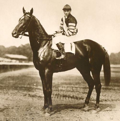 Man o' War in 1920