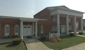Allen Funeral Home (Present Day)